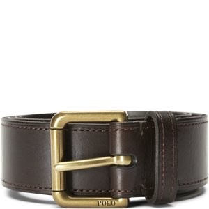 Casual Leather Belt Casual Leather Belt | Brun
